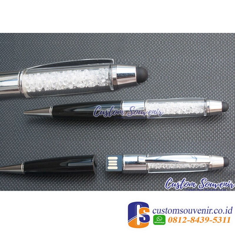 Flashdisk Pen Crystal