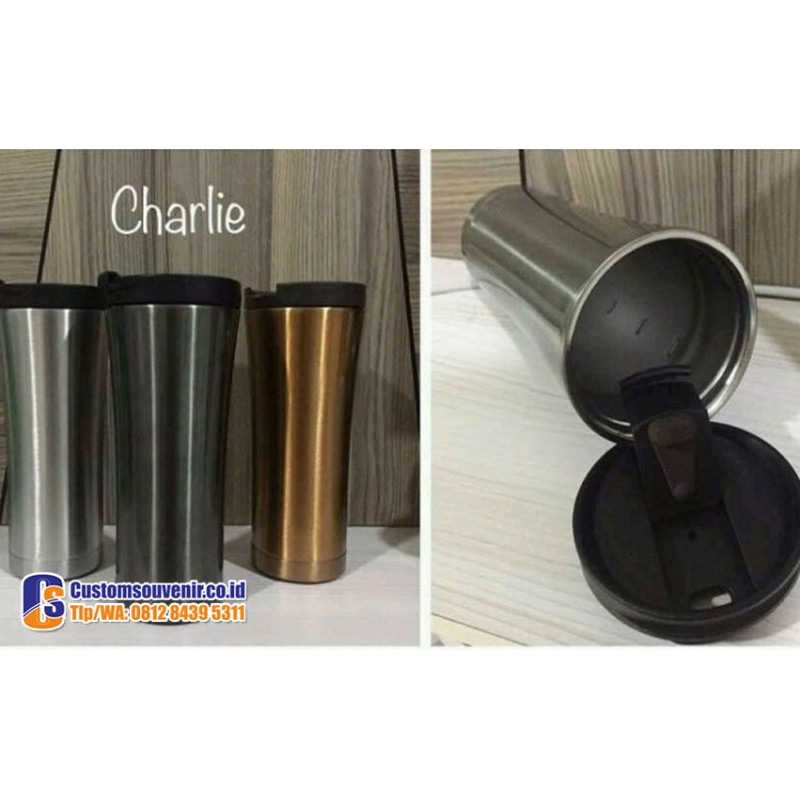 Tumbler stainless SS005