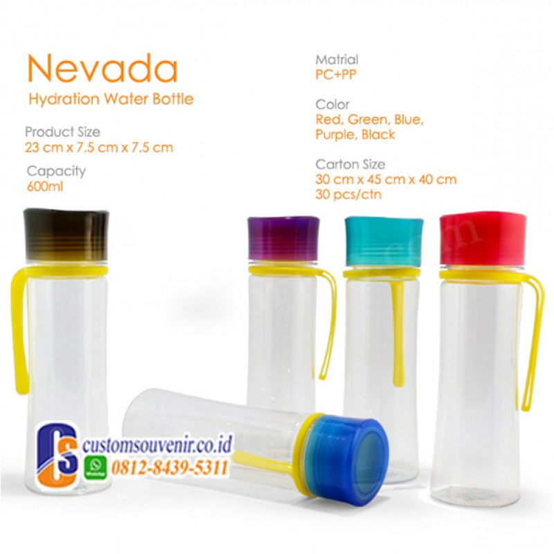 Nevada Hydration Water Tumbler